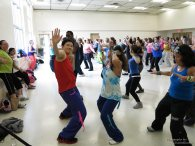 Zumba to End Prostate Cancer for Men 065