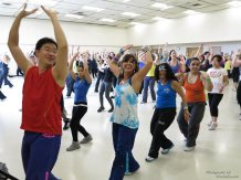 Zumba to End Prostate Cancer for Men 066