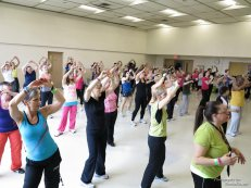 Zumba to End Prostate Cancer for Men 081