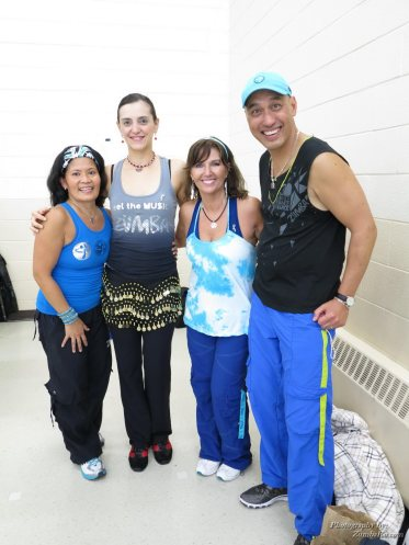 Zumba to End Prostate Cancer for Men 086