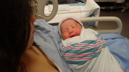 Baby Zoey Birth 06