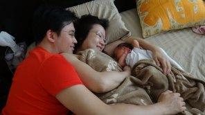 Baby Zoey Birth 24
