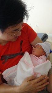 Baby Zoey Birth 30