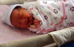 Baby Zoey Birth 32