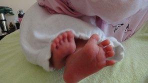 Baby Zoey Birth 39