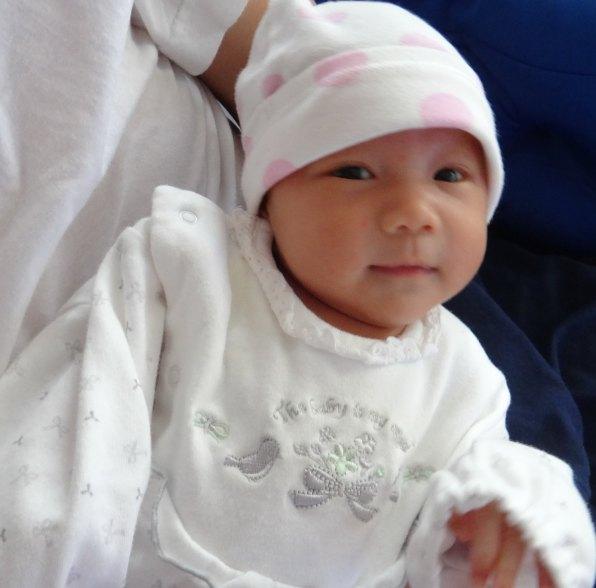 Baby Zoey Birth 43