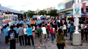 ZKo FlashMob TMYC Richmond Hill Carnival 2012 Time Square 08