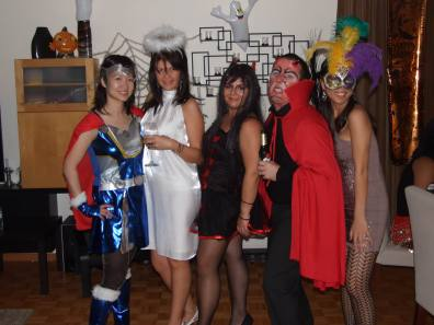 Raluca Halloween Party 2012_01