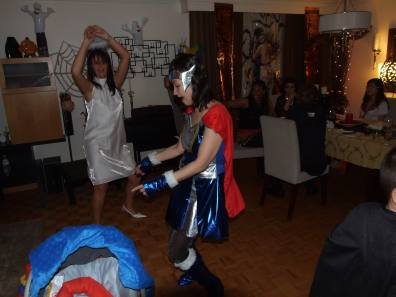 Raluca Halloween Party 2012_13