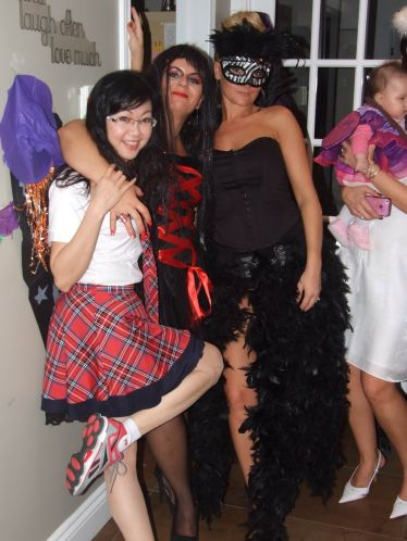 Raluca Halloween Party 2012_31