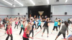 Zumba for Prostate Cancer Cure 2012Nov_01