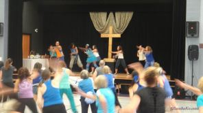 Zumba for Prostate Cancer Cure 2012Nov_02