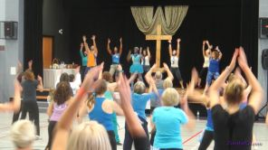 Zumba for Prostate Cancer Cure 2012Nov_03
