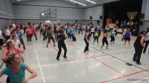Zumba for Prostate Cancer Cure 2012Nov_04