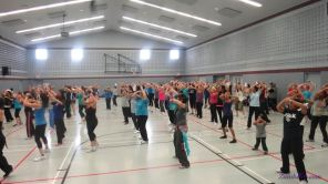 Zumba for Prostate Cancer Cure 2012Nov_06