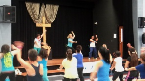 Zumba for Prostate Cancer Cure 2012Nov_08