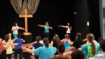 Zumba for Prostate Cancer Cure2012Nov_09
