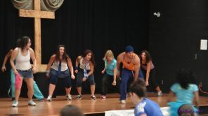 Zumba for Prostate Cancer Cure 2012Nov_18