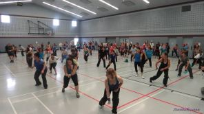 Zumba for Prostate Cancer Cure 2012Nov_19