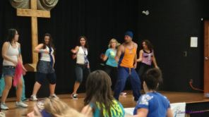 Zumba for Prostate Cancer Cure 2012Nov_20