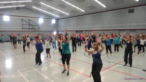 Zumba for Prostate Cancer Cure 2012Nov_22
