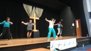Zumba for Prostate Cancer Cure 2012Nov_23