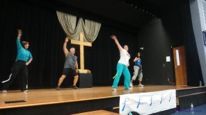 Zumba for Prostate Cancer Cure 2012Nov_24
