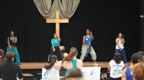 Zumba for Prostate Cancer Cure 2012Nov_25
