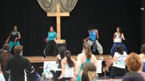 Zumba for Prostate Cancer Cure 2012Nov_26