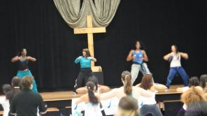 Zumba for Prostate Cancer Cure 2012Nov_27
