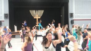 Zumba for Prostate Cancer Cure 2012Nov_30