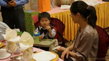 Zoey 1st Birthday Banquet 10