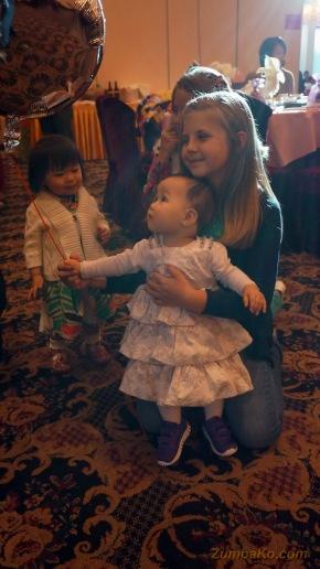 Zoey 1st Birthday Banquet 12
