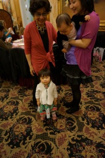 Zoey 1st Birthday Banquet 42