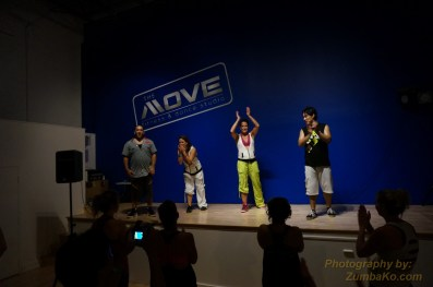 The MOVE Studio 4 ZES MasterClass 097