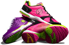 Zumba shoes trio