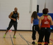 Heart and Stroke Foundation Charity with Richardo and Coach J 2013Nov_155