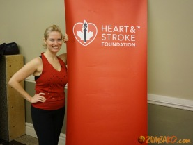 Heart and Stroke Foundation Charity with Richardo and Coach J 2013Nov_210