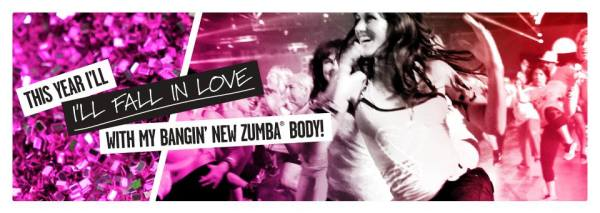 Zumba - This Year Fall In Love with Zumba Body