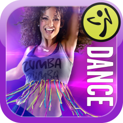 Gina Grant Zumba Dance Icon