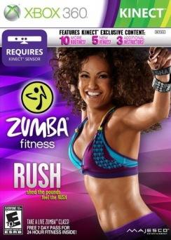 Gina Grant Zumba Rush Cover 500