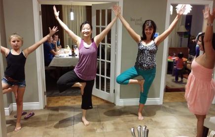 Zoey Yoga with Ralu Juju