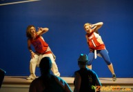 Double ZES MasterClass UK Caroline Parson & Canadian Tamara Stokoe Said 2015Jan_08