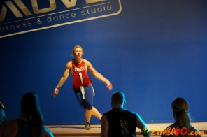 Double ZES MasterClass UK Caroline Parson & Canadian Tamara Stokoe Said 2015Jan_11