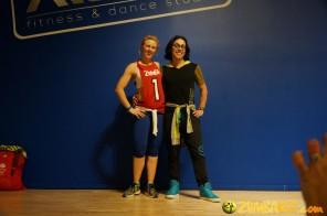 Double ZES MasterClass UK Caroline Parson & Canadian Tamara Stokoe Said 2015Jan_44