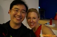Double ZES MasterClass UK Caroline Parson & Canadian Tamara Stokoe Said 2015Jan_50