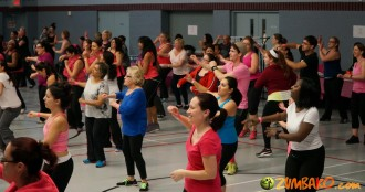 Zumba Fundraiser for Angels like Ava 2015_05