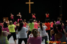 Zumba Fundraiser for Angels like Ava 2015_06