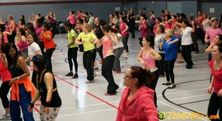 Zumba Fundraiser for Angels like Ava 2015_07