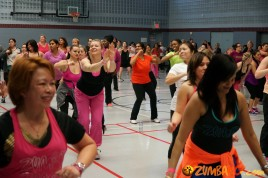 Zumba Fundraiser for Angels like Ava 2015_08